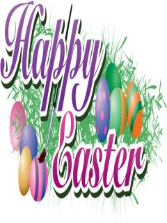 Happy easter-Balloon